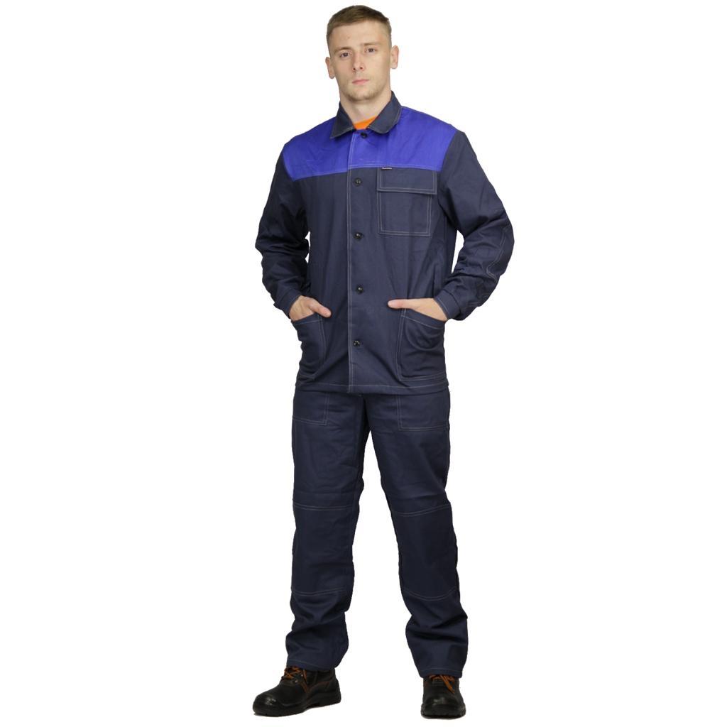 4a01b79784bb Купить костюм комфорт, куртка + брюки, 100% хлопок 250 гр/м2 оптом ...